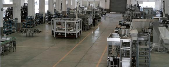 Techgen Manufacturing Workplace