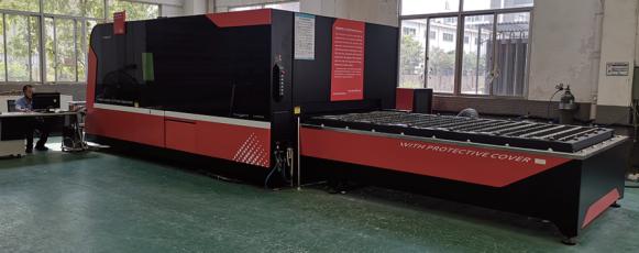 Techgen CNC Machine