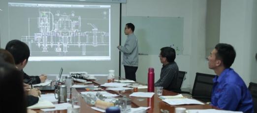 Techgen Project Meeting